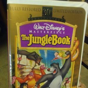 Walt Disney Limited Edition The Jungle Book